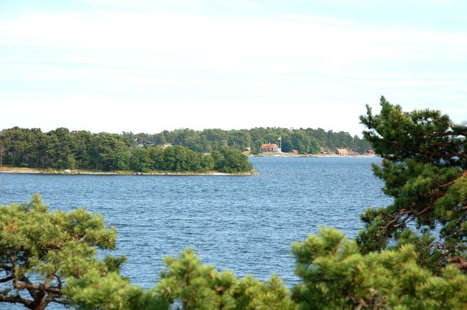..// Suède, archipel de Stockholm //..